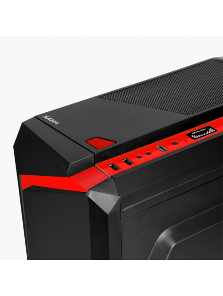 SAMA ESPORT-2 Black Red