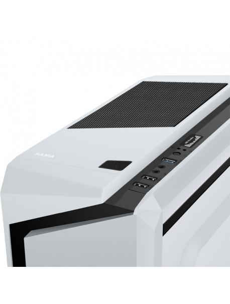 SAMA ESPORT-2 White Black